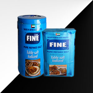 Fine Iodized Table Salt