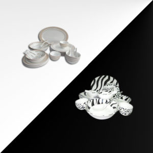 XPO DinnerSet Guaranteed quality, attractive design