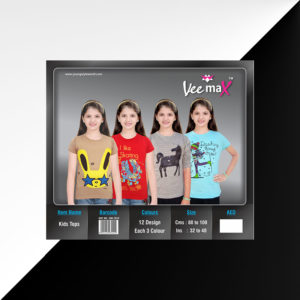 VeeMax Kids Tops