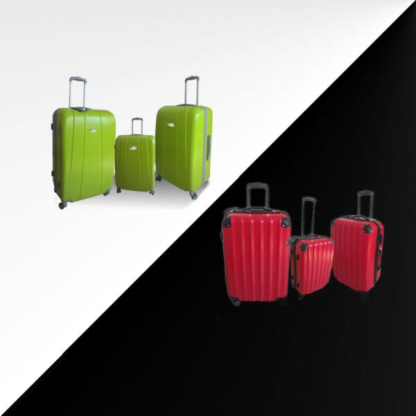 A+ Traveler Trolley bags