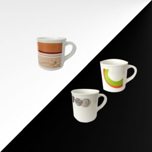 cup and mug from XPO