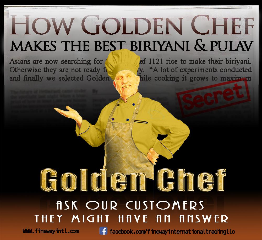golden chef basmati 1121 rice