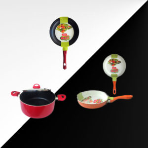 XPO non-sticking cookware