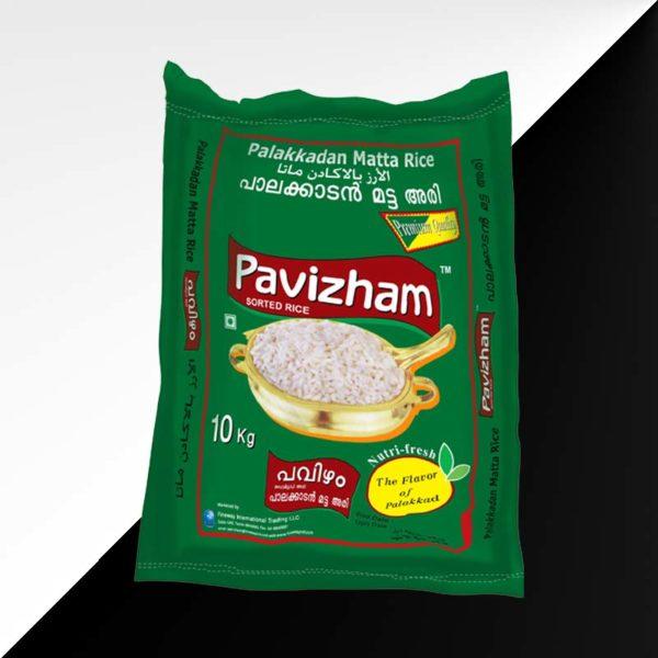 Pavizham Palakkadan matta rice