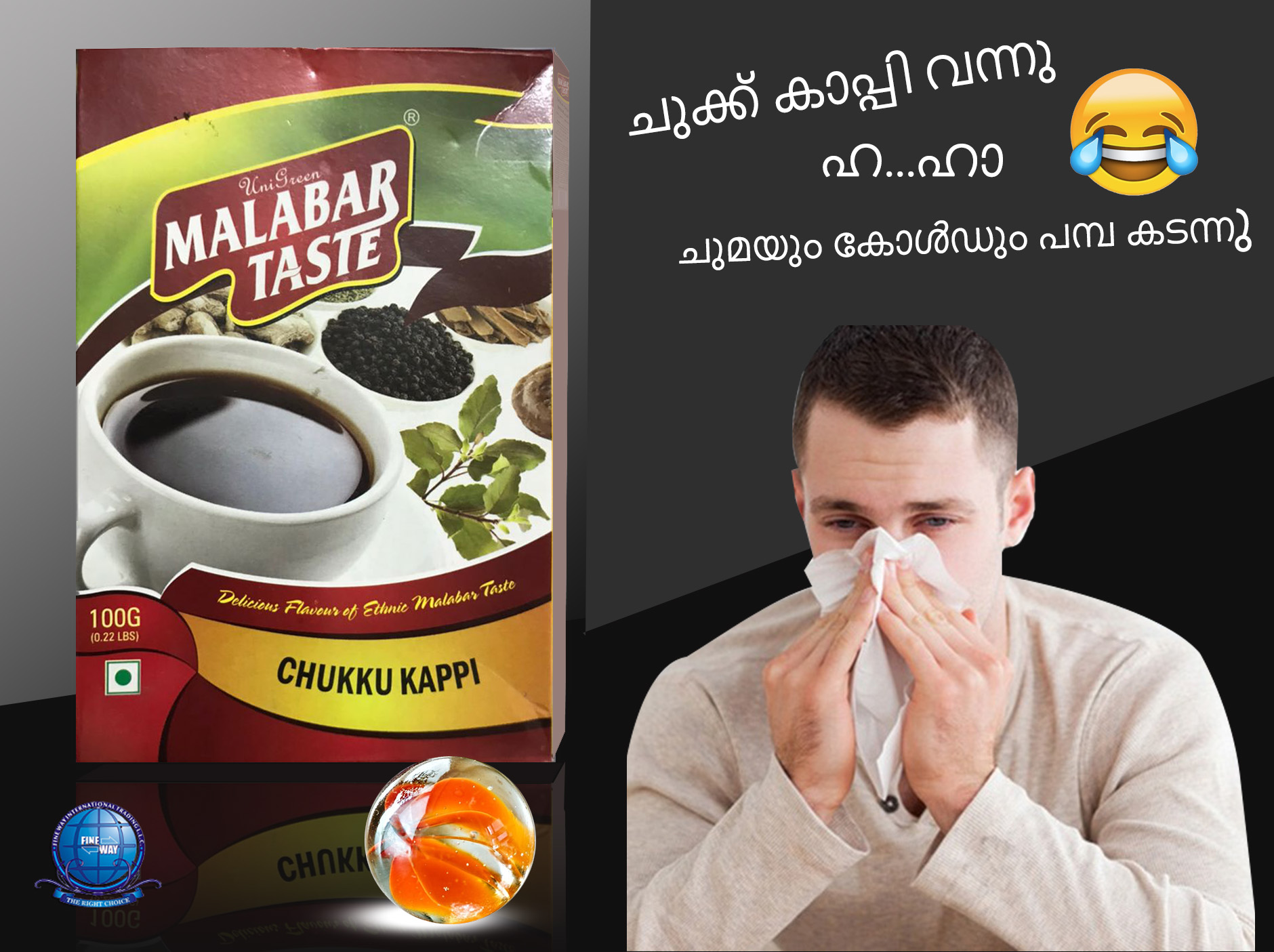 Malabar Taste Ginger Coffee