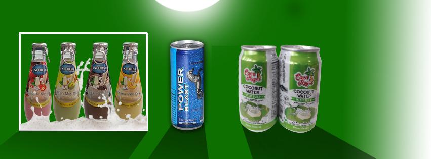 Beverages division