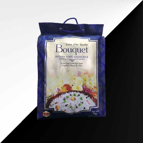 Bouquet Long grain Basmati Rice